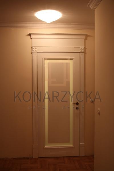 Wybitny Lakierowane Drzwi Wewnętrzne « Konarzycka • Drzwi wewnętrzne DB29